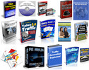 Thumbnail 1.6GB MRR Mega Pack - 150+ Money Making Products w/ Websites